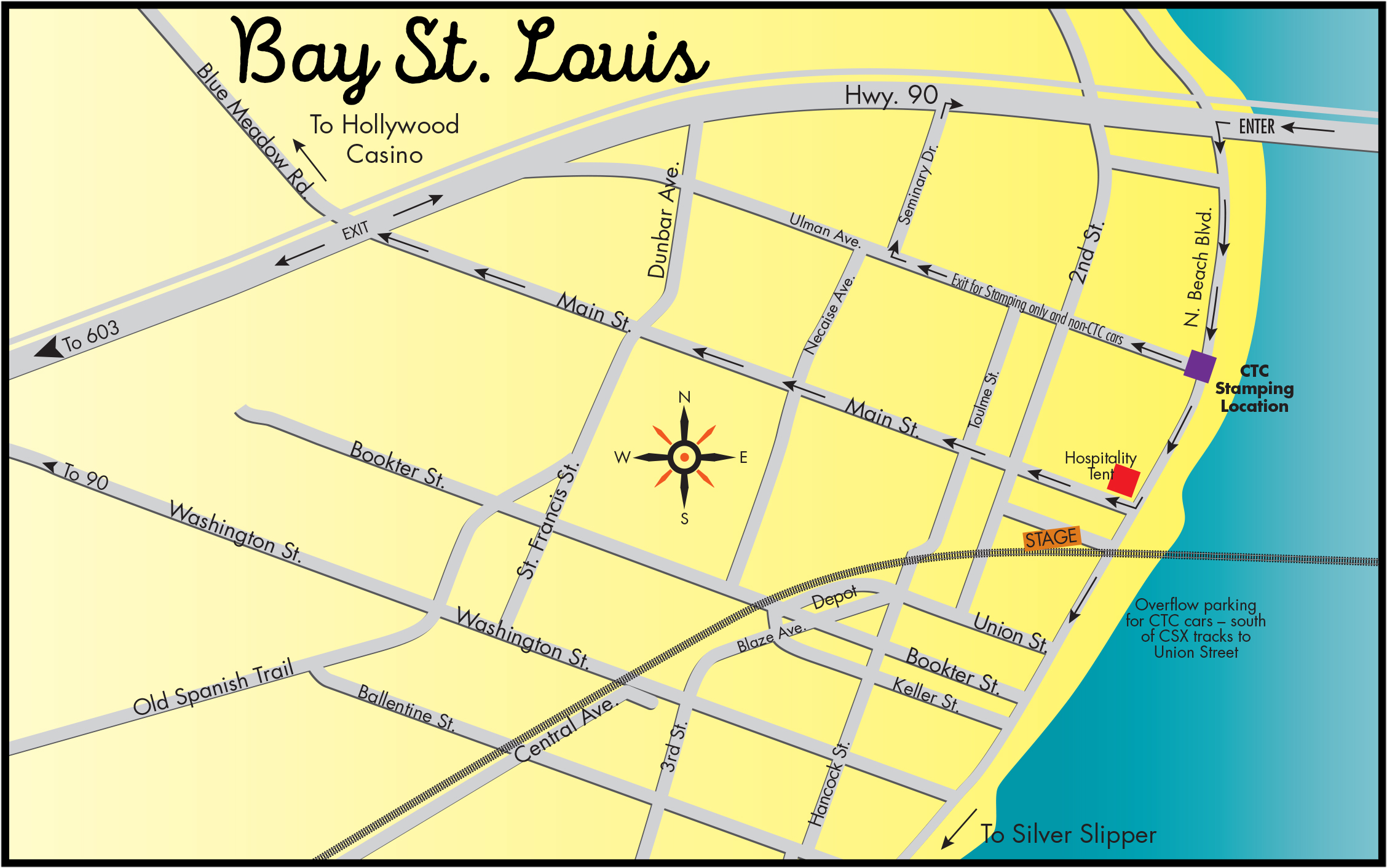 Bay St. Louis | Cruisin\' The Coast